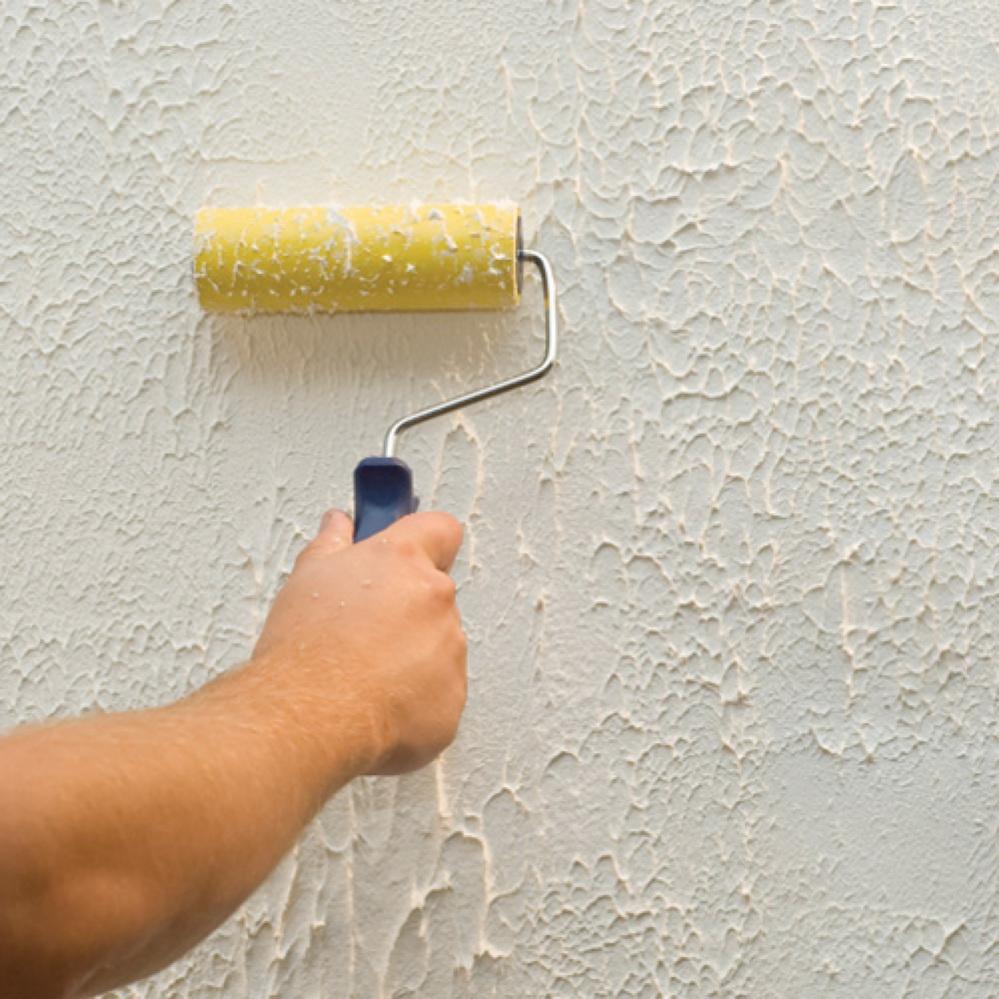 Декоративное покрытие для стен своими руками видео